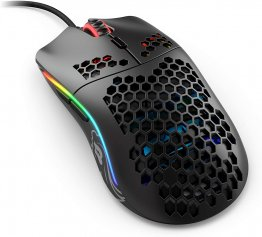 Glorious GOM Model O Minus Gaming Mouse Matte Black