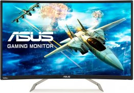 "ASUS VA326HR Gaming Monitor – 31.5"" FHD (1920x1080), 144Hz, Curved, Flicker free, Low Blue Light"