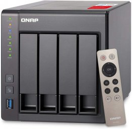 QNAP  TS-451+ 4-Bay Home and SOHO NAS Server
