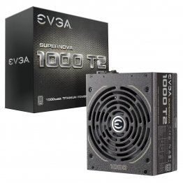 EVGA SuperNOVA 1000 T2 220-T2-1000-X1 1000W 80 PLUS Titanium ATX12V & EPS12V Power Supply