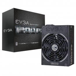 EVGA SuperNOVA 1200 P2 220-P2-1200-X1 1200W 80 PLUS Platinum ATX12V & EPS12V Power Supply