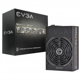 EVGA SuperNOVA 1600 T2 220-T2-1600-X1 1600W 80 PLUS Titanium ATX12V & EPS12V Power Supply