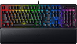 Razer BlackWidow V3 Mechanical Gaming Keyboard: Yellow Mechanical Switches-RZ03-03541900-R3M1