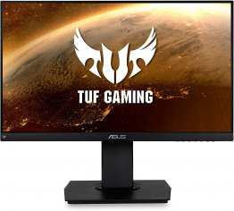 ASUS TUF Gaming VG249Q Gaming Monitor – 23.8 inch Full HD (1920x1080), 144Hz, IPS, Extreme Low Motion Blur™, Adaptive-sync, FreeSync™,1ms (MPRT)