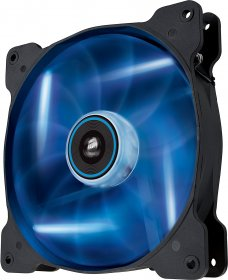 Corsair Air Series SP 140 LED Blue High Static Pressure Fan Cooling - single pack