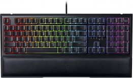 Razer Ornata V2 RGB Mecha-Membrane Gaming Keyboard,RZ03-03380100-R3M1.