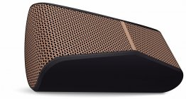 Logitech X300 Mobile Wireless Stereo Speaker, Copper Black - 984-000392