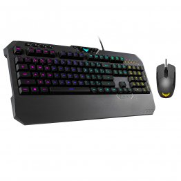 Asus TUF Gaming Combo Mouse & Keyboard (English Keys only) - CB01 TUF GAMINGCOMBO