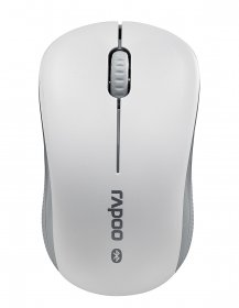 Rapoo 6010B Mini Bluetooth 3.0 Mouse - White
