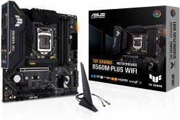 Asus TUF Gaming B560M-Plus Wifi Intel LGA 1200 mATX Motherboard