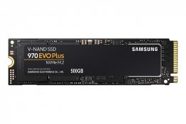 Samsung 970 EVO Plus NVMe Series 500GB M.2 PCI-Express 3.0 x4 Solid State Drive (V-NAND)