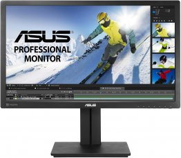"ASUS PB278QV 27"" WQHD 2560 x 1440 2K Resolution 75Hz 5ms HDMI DVI-D DisplayPort VGA Adaptive-Sync Support"