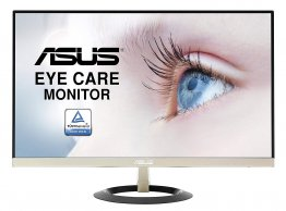ASUS VZ249Q 24 Inch Monitor, FHD (1920 x 1080), IPS, Ultra-Slim Design, DP, HDMI, D-Sub, Flicker Free, Low Blue Light Monitor