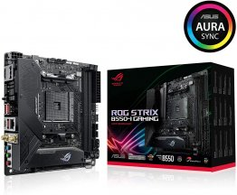 Asus ROG STRIX B550-I GAMING Mini-ITX Motherboard.