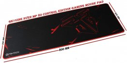 Fantech MP80 Sven Premium Professional Gaming Mouse Pad