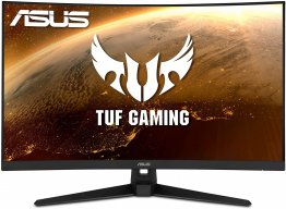"ASUS TUF Gaming VG328H1B Curved Gaming Monitor –31.5"" Full HD 165Hz , 1MS"
