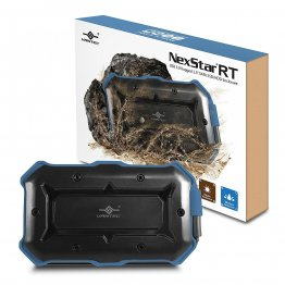 "NexStar RT Rugged USB 3.0 2.5"" SATA SSD/HDD enclosure - NST-250S3-BL"
