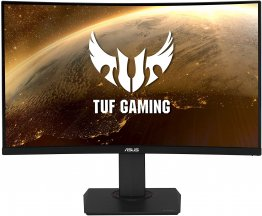 "ASUS TUF Gaming VG32VQ 31.5"" 16:9 Curved 144 Hz HDR Adaptive-Sync LCD Gaming Monitor"