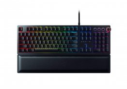 Razer Huntsman Elite: Opto-Mechanical Switch Gaming Keyboard - RZ03-1870100-R3M1