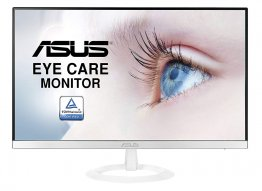 "Asus VZ279HE-W Eye Care Monitor 27"", Full HD, IPS, Ultra-slim, Frameless, Flicker Free, Blue Light Filter"