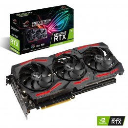 ASUS ROG Strix GeForce RTX 2060 SUPER Evo, ROG-STRIX-RTX2060S-8G-EVO-GAMING, 8GB GDDR6, 2x HDMI, 2x DP, USB-C (90YV0DQ2-M0NA00)