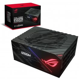 ASUS ROG Thor 1200 Certified 1200W Fully-Modular RGB Power Supply with LiveDash OLED Panel