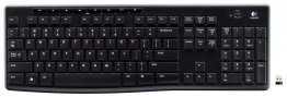 Logitech K270 Arabic and English Keyboard - 920-003739