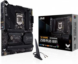 Asus TUF Gaming Z590 Plus WIFI Intel LGA 1200 ATX Motherboard
