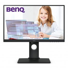 Benq GW2480T 24 inch IPS LED Monitor with height adjustment.