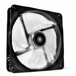NZXT Airflow Series RF-FZ140-W1 140mm White LED Case Fan