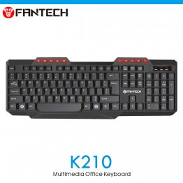 Fantech K210 Silent Keyboard Multimedia