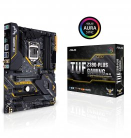 ASUS TUF Z390-Plus Gaming (Wi-Fi) LGA 1151 (300 Series) Intel Z390 HDMI SATA 6Gb/s USB 3.1 ATX Intel Motherboard
