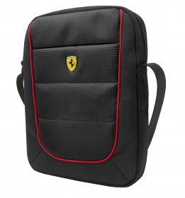 Ferrari Scuderia Tablet Bag with Shoulder Straps