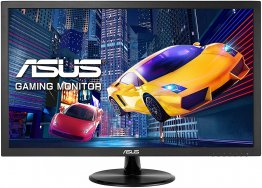 ASUS VP248H 24 Inch FHD (1920 x 1080) Gaming Monitor, 1 ms, Up to 75 Hz, HDMI, D-Sub, Adaptive-Sync, Low Blue Light, Flicker Free, TUV Certified