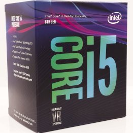 Intel Core i5-8600 Coffee Lake Processor 3.1GHz 8.0GT/s 9MB LGA 1151 CPU
