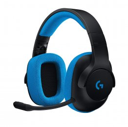 Logitech G233 Prodigy Gaming Headset for PC, PS4, PS4 PRO, Xbox One, Xbox One S, Nintendo Switch