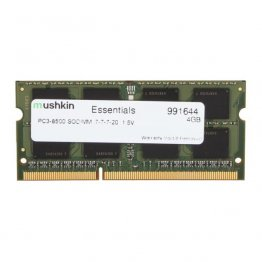 Mushkin Enhanced 4GB PC3-8500 SODIMM 7-7-7-20 1.5V - 991644