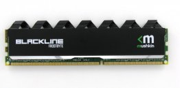 Mushkin 8GB Blackline DDR4 PC4-19200 2400MHz Desktop Memory - 992199F
