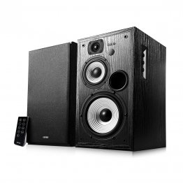 Edifier Sophisticated sound in a tri-amp audio 2.0 speaker system