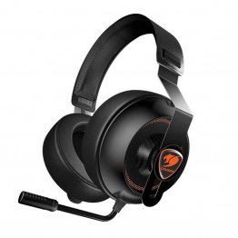 Cougar Phontum Essential Stereo Gaming Headset Black - CG-HS-PHONTUM-ESNTL-BLK