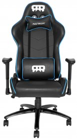 RANSOR Gaming Legend Chair - Black/Blue - RNSR-GC-LNGD-NB