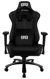 RANSOR Gaming Freedom Chair - Black Edition - RNSR-GC-FRDM-BK