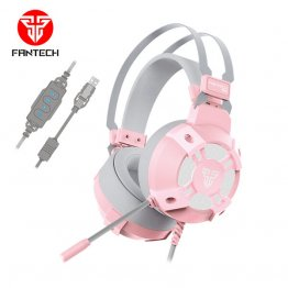 Fantech CAPTAIN 7.1 HG11 SAKURA Edition 7.1 Wired Gaming Headphone-FANTECH HG11 SAKURA