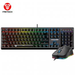 Fantech MVP-862 RGB Combo Mechanical Gaming Keyboard & Mouse