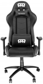 RANSOR Gaming Legend Chair - Black/Gray - RNSR-GC-LNGD-NG