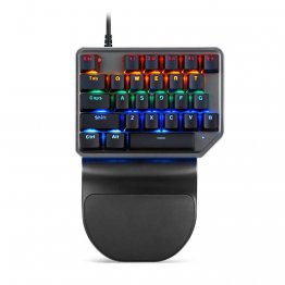MOTOSPEED Wired Mechnical Keypad With RED Switch- MOTO K27 RED (6 Month Warranty)