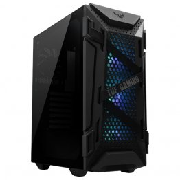 ASUS TUF 90DC00400-B4900 Gaming GT301 Mid Tower Black