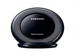 Samsung Fast Wireless Charger Stand - Black