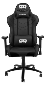RANSOR Gaming Power II Chair - Black Edition - RNSR-GC-PII-BK