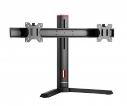 RANSOR Gaming Hecaton Dual Monitor Arm - RNSR-ARM-2S0R1